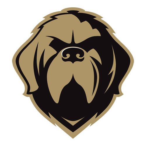 Brampton Beast vs Newfoundland Growlers (Home) - ECHL Hockey Logo