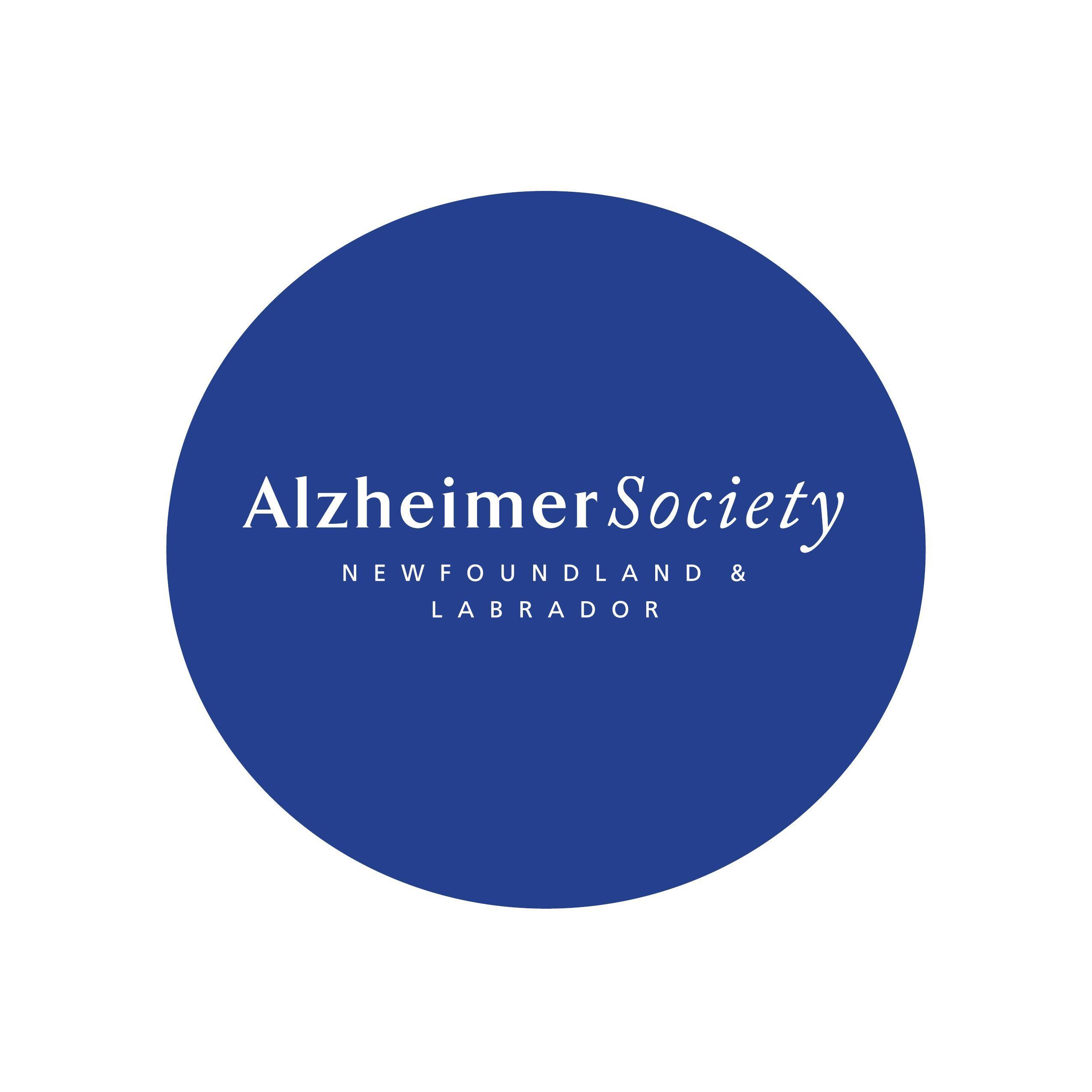 Alzheimer's Society of Newfoundland and Labrador Logo