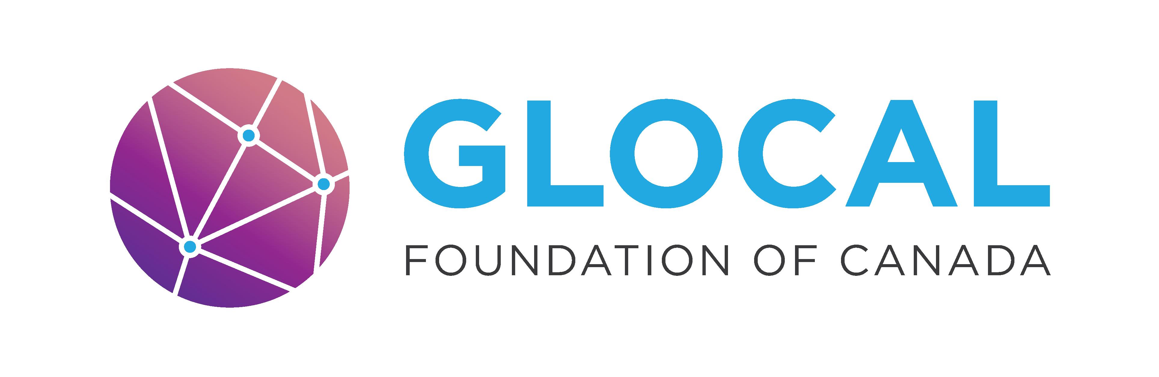 GLOCAL Foundation of Canada Logo
