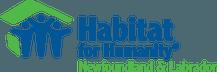 Habitat for Humanity Newfoundland and Labrador Logo