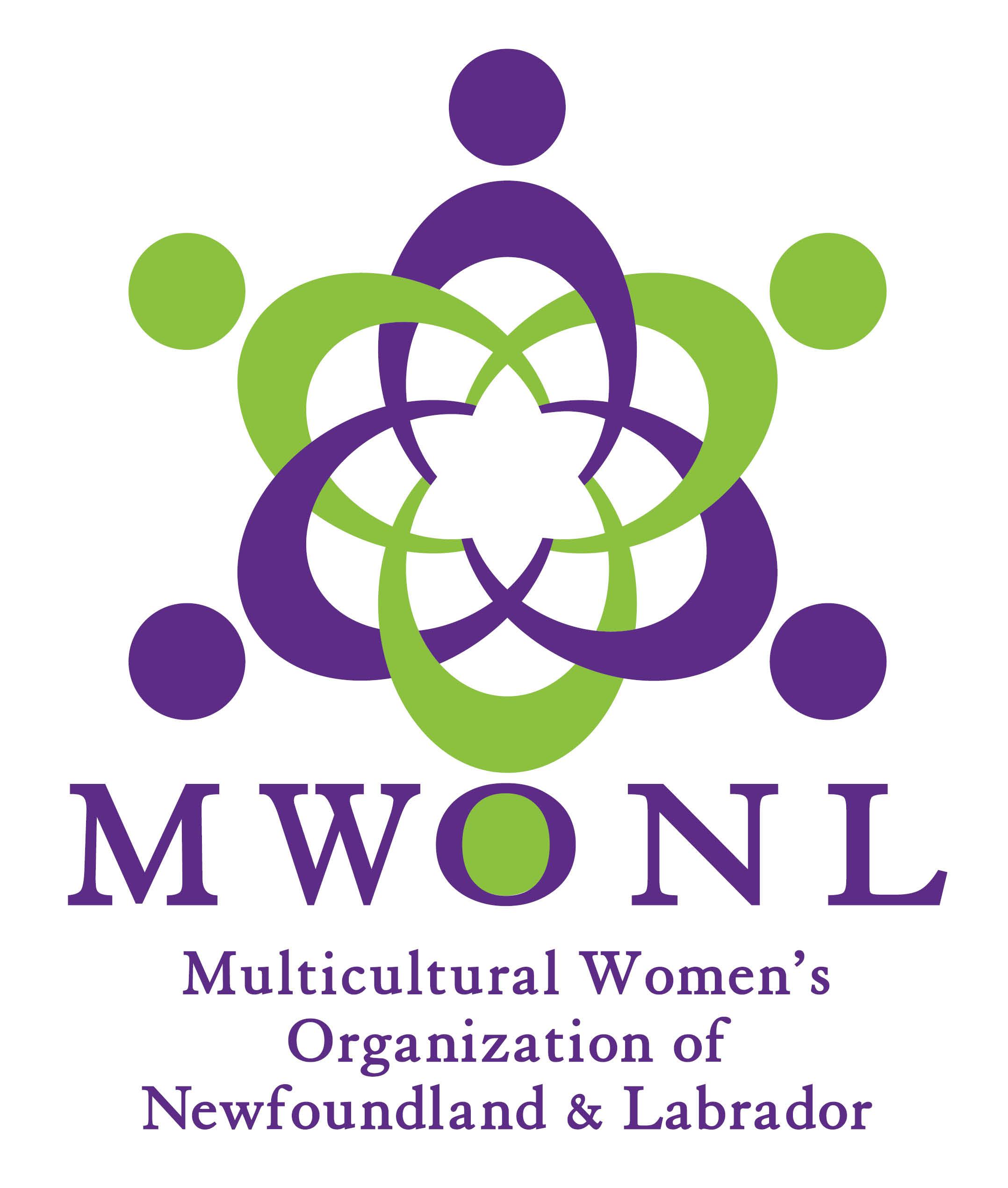 Multicultural Women's Organization of NL Logo