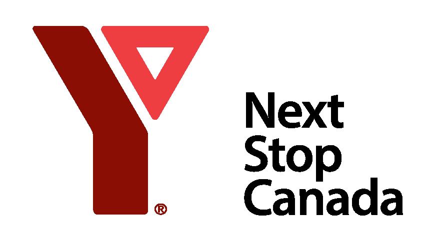 YMCA Next Stop Canada Logo