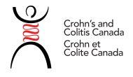 Crohns and Colitis Canada Logo