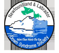 Newfoundland & Labrador Down Syndrome Society Logo