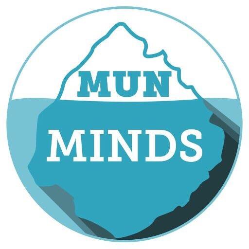 MUN Minds Logo