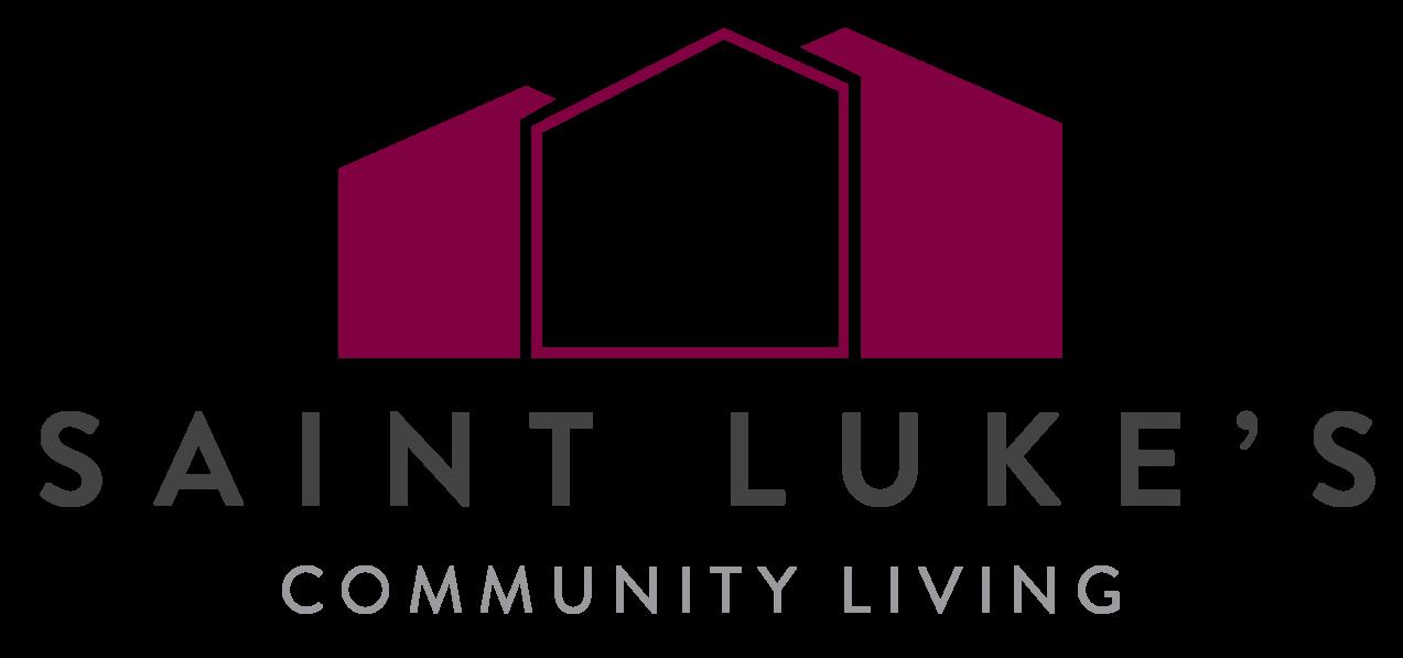 St. Luke's Community Living Logo