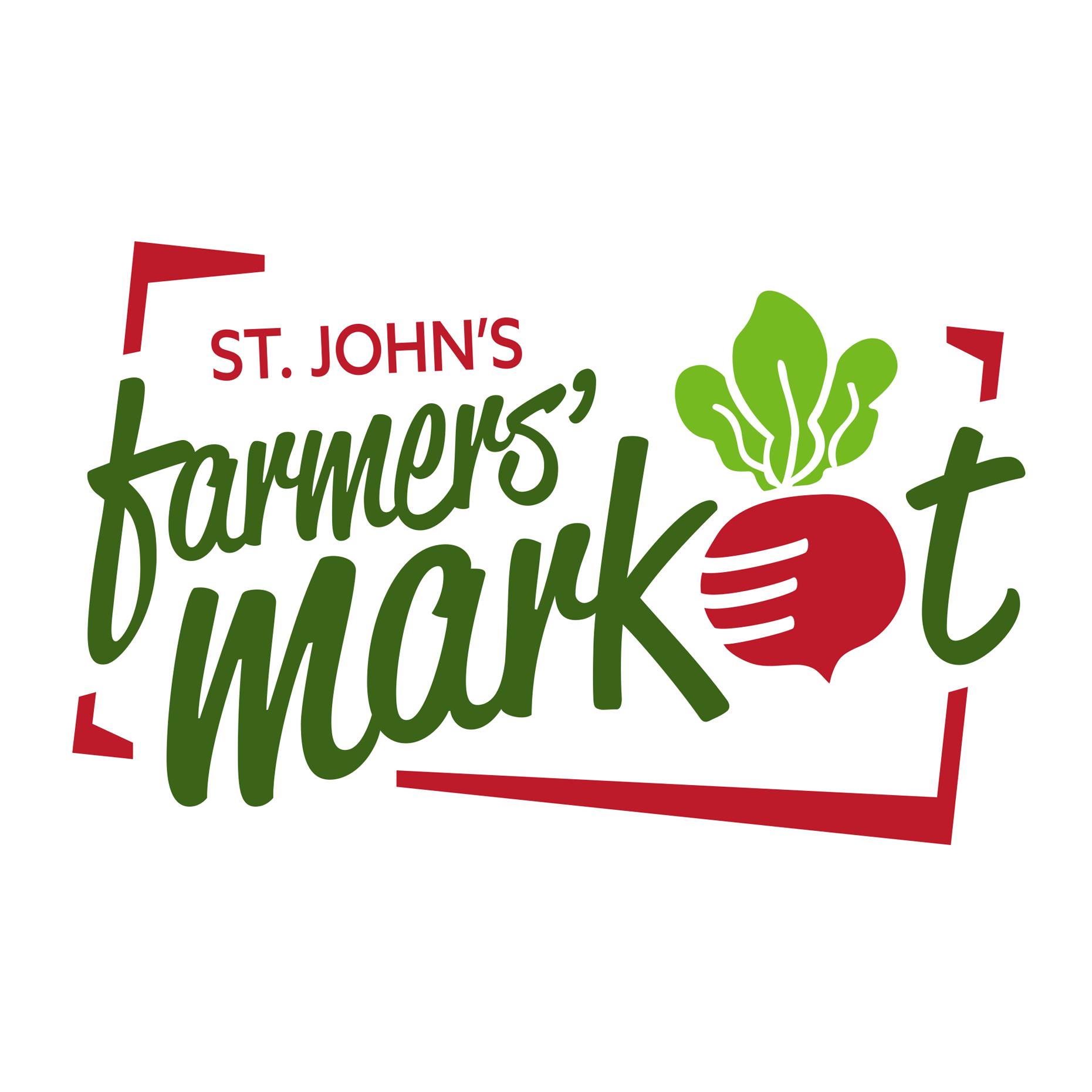 St. John's Farmers' Market Logo